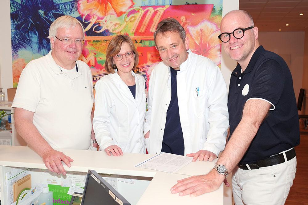 Hausarzt Warendorf - Team